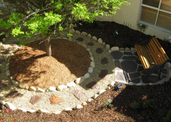 Edging design idea melbourne landscaping